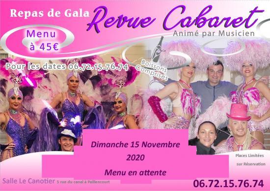 Cabaret dates 2